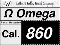 1 pc Omega 860 (320 1040) parts vintage GENUINE original New NOS [ 861 865 ]