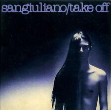 SANGIULIANO take off CD 2003 BMG Ricordi Mini-LP sleeve replica