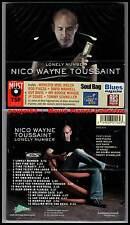 "NICO WAYNE TOUSSAINT ""Lonely Number"" (CD Digipack) 2011 NEUF"