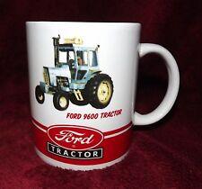 Ford Motor Company Ford 9600 Tractor Mug Cup Coffee Tea
