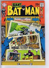 Batman #218 DC Pub 1970