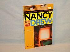 Nancy Drew Girl Detective #15 Framed 1st pb Mystery Carolyn Keene