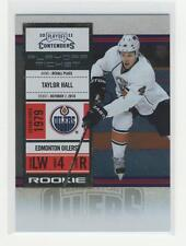 Taylor Hall 10-11 Playoff Ticket Rookie 080/100 #135