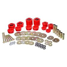 """For Ford F-150 80-96 Energy Suspension 4.4123R 0"""" Front & Rear Body Mount Kit"""