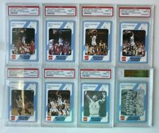 1989 NCAA North Carolina Collegiate Collection (8) Michael Jordan PSA 9/BGS 9.5