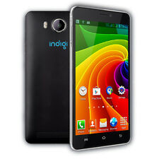"NEW Indigi® GSM Unlocked Duo Core 5.0"" Android 4.4 Duo Sim 3G Smart Phone AT&T"