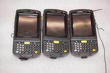 Symbol MC7090 Motorola PDA Wireless Laser Barcode Scanner P/N:MC7090-PK0DCQFA7WR