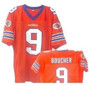 Bobby Boucher #9 Movie Football Jersey Stitch Sewn All Size Free Shipping Gift