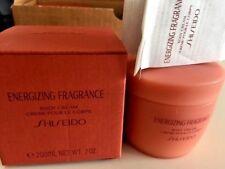 SHISEIDO Energizing Fragrance, Body Cream, 200 ml neu OVP Creme Lotion Körper