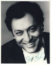 MEHTA, ZUBIN classical music conductor 8x10 hand-signed autographed photo
