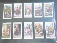 1913 Cries Of London 1st series Complete Players Tobacco Card Set 25 cards lot