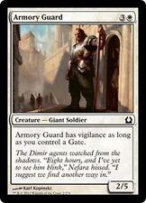 MTG Magic RTR - (4x) Armory Guard/Garde de l'armurerie, English/VO