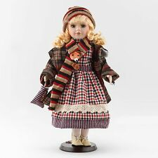 """Beautiful 16"""" porcelain Doll The Shannon Collection"""