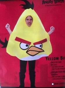 NEW Angry Birds Child Costumes Unisex .Choose Your  Bird.
