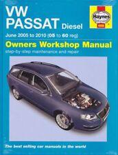 Passat Volkswagen Car Owner & Operator Manuals