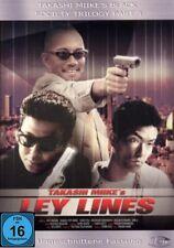 DVD LEY LINES - uncut - TAKASHI MIIKE - JAPAN ACTION - YAKUZA *** NEU ***