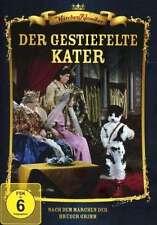 Der gestifelte Kater - Märchenklassiker - DVD