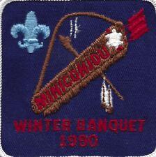 OA WWW Miniconjou Winter Banquet 1990