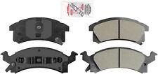 Disc Brake Pad Set-AmeriPro Metallic Front Autopartsource PRM673