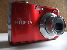 Fujifilm FinePix A Series AV120 12.2MP Digital Camera - Red