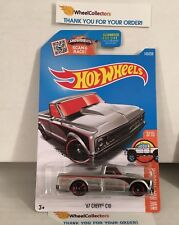 '67 Chevy C10 #143 * Zamac * 2016 Hot Wheels * K15