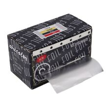 Manicure Tinfoil Foil For Highlighting & Colouring Hair Nails Box aluminium  SM
