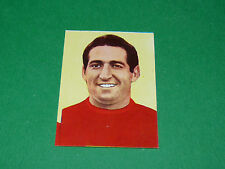 N°119 FRANCISCO GENTO ESPAÑA ROJA SICKER PANINI FOOTBALL 1966 WC ENGLAND 66