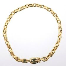 18k Yellow Gold Cartier Chain Bracelet