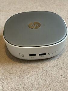 HP Pavilion Mini Desktop 300-230 - 500GB HDD/ Windows 10 pro