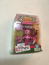 Lalaloopsy Mini Doll Silly Fun House Jewel Sparkles Candy Figure New MIP