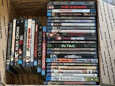 Lot of 58 Blu-ray movies Brand New Factory Sealed!