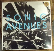 SONIC AVENUES Television Youth LP NEW garage-punk w/download Dirtnap