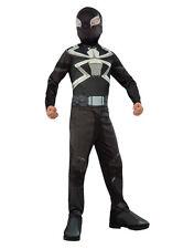 "Agent Venom, Kids Ultimate Spider-Man Costume,Large,Age 8 - 10,HEIGHT 4' 8"" - 5'"