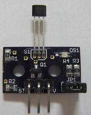 Hall Effect Sensor Circuit, 3D Printer Endstop, RepRap, Proximity Sensor, CNC