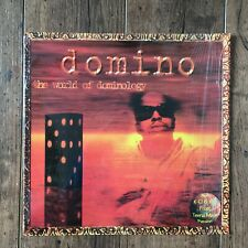 Domino – The World Of Dominology LP. US 1st 1997  Case Records