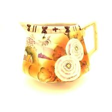 Antique Nippon Lemonade Cider Pitcher Te-Oh China Hand Painted