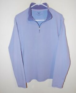 Women's Patagonia Lightweight Long Sleeve Pullover Top Purple X-Large #53515