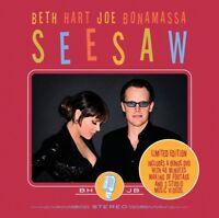 BETH & BONAMASSA,JOE HART - SEESAW (LTD.EDITION) 2 CD + DVD NEU