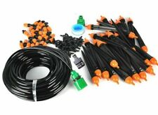 New 25M Garden Micro Drip Irrigation System Plant Self Automatic Watering Hose