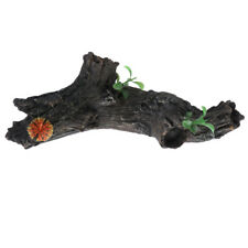 Driftwood Trunk Sinking Log Aquarium Landscape Decoration Resin Ornaments