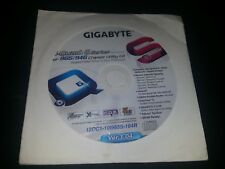 Gigabyte Intel 965 / 945 /946 Series Motheboard Winodows XP Driver Utility CD
