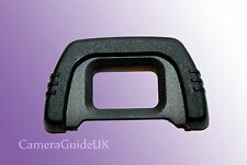 Rubber EyeCup Eyepiece DK-21 For Nikon D90 D5200 D7000 D80 D70S