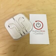 Authentic Apple Headphones (Earbuds, EarPods) for iPhone - 3.5mm Aux Jack