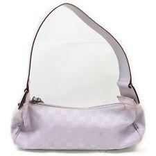Gucci Shoulder Bag Bodybag GG Purple Canvas 1508432