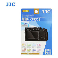 JJC GSP-XPRO2 Optical GLASS LCD Screen Protector Film Fr FujiFilm X-PRO2 X PRO 2