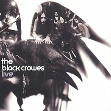 Live: BLACK CROWES The Black Crowes Audio CD