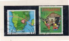 Zimbabue Valores del año 2001-3(DK-526)