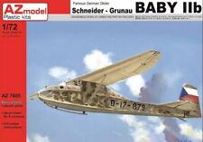 AZ Model 1/72 Schneider/Grunau Baby IIb Famous German Glider # 7605