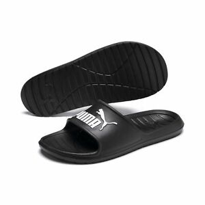 Puma Divecat v2 Unisex Sandal Shower Beach Shoes Slippers 369400 Black