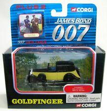 Rolls Doigt de Royce - or James Bond